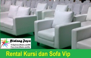 Sewa Sofa Warna Putih