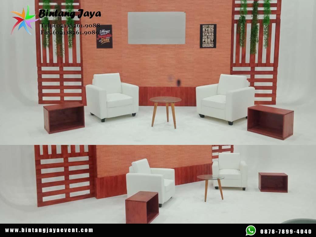 Sewa Sofa Elegant Mewah VIP CLASS Pelayanan 24 Jam